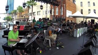 "The Mica Bethea BigBand ""Hang Up Your Hang Ups"" 2015 Jax Jazz Fest"