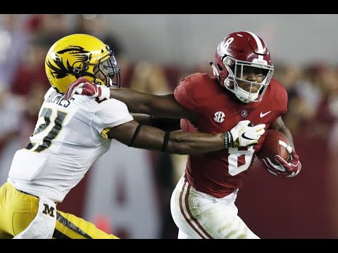 Alabama Crimson Tide   Missouri Tigers CFB Week 7