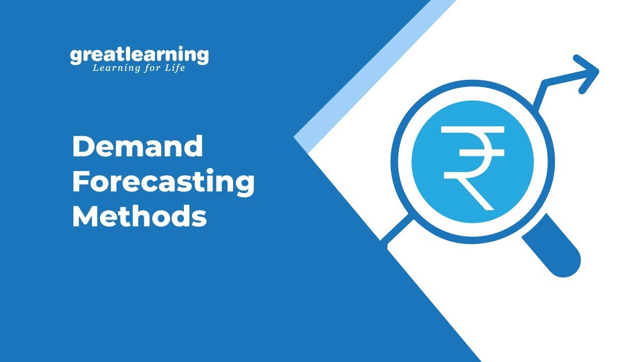 demand forecasting methods Definition: demand forecasting refers to the process of predicting the future demand for the firm's product in other words, demand forecasting is comprised of a series of steps that involves the an.