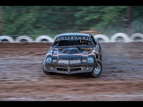 I WRECKED AT WILLAMETTE SPEEDWAY