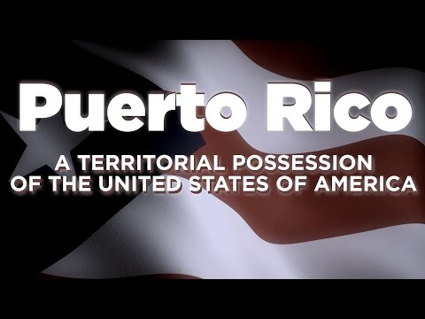 The History Of Puerto Rico And The United States