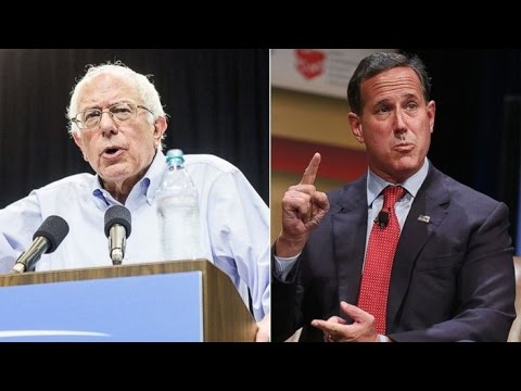 Rick Santorum: Bernie Sanders Is The Problem With The Democrats