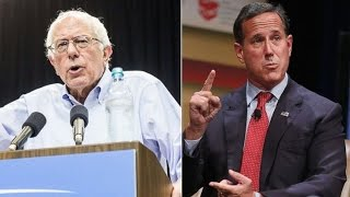 Rick Santorum: Bernie Sanders Is The Problem With The Democrats