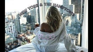 HAMPTONS & NYC VLOG | IAM CHOUQUETTE
