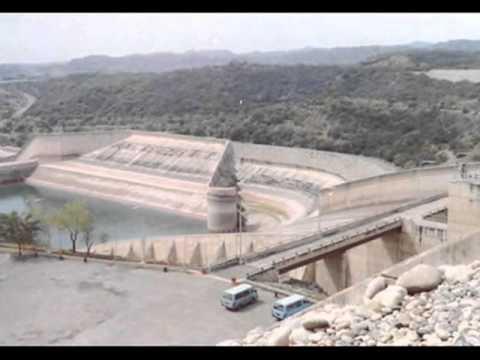 Mangla Dam Mirpur Azad kashmir