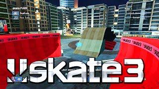 X7 Albert WACKY Skate 3 Park - Episode 1 | X7 Albert