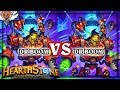 Dr Boom VS Dr Boom ~ Hearthstone The Boomsday Project How to Play
