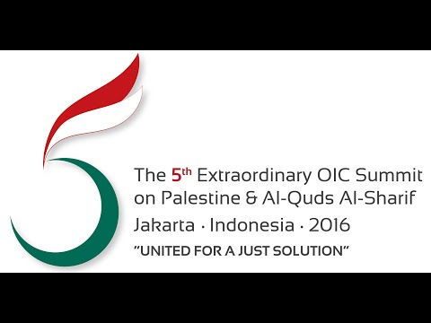The 5th Extraordinary OIC Summit on Palestine & Al-Quds Al-Sharif - Gala Dinner