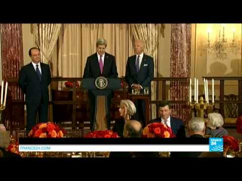 Hollande in Washington: Obama Fetes 'Oldest and Closest' of Allies (Part 2) - #F24Debate