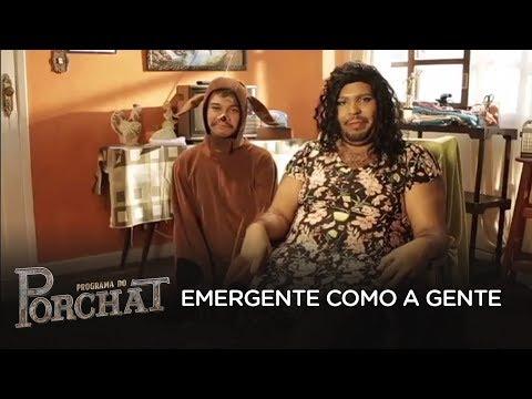 EMERGENTE COMO A GENTE | CACHORRO