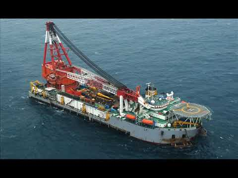 MEXICO FLOATING CRANE CANADA CRANE BARGE 100T TO 5000T CRANE VESSEL HIRE RENT CHARTER BUY SELL SALE