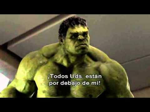 The Avengers: Hulk vs Loki