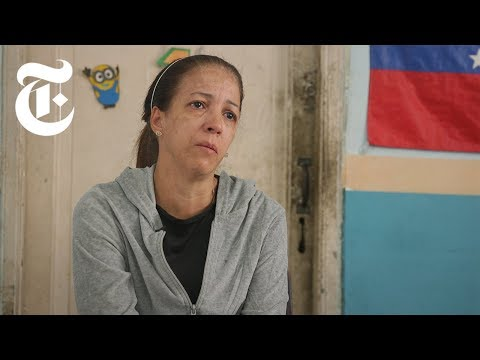 Maduro Is Losing Ground With Venezuela's Poor. Here's Why | NYT News