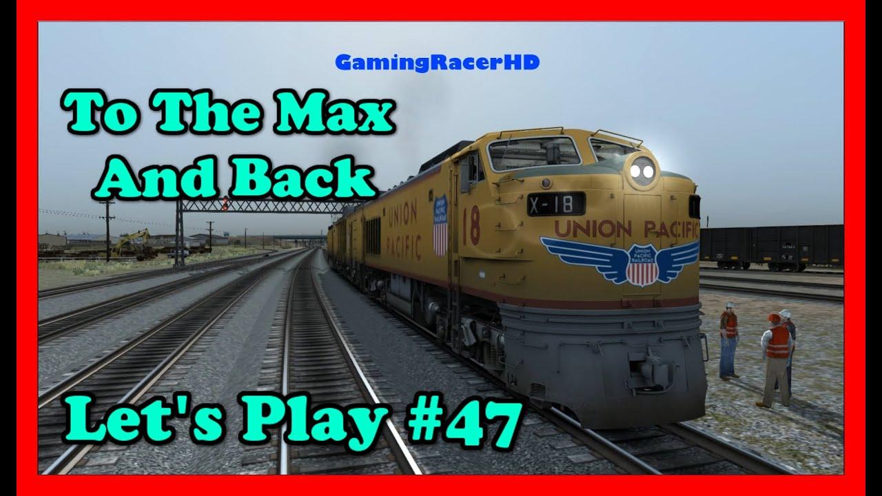 Train Simulator 2016 Let s Play 47 8500 HP Gas Turbine To