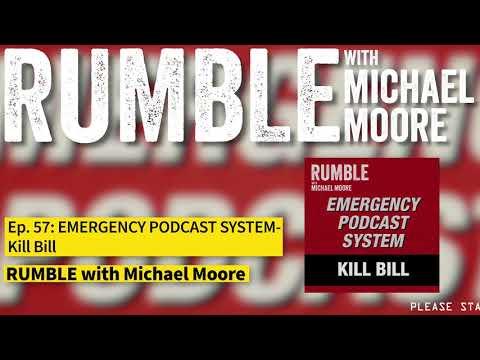 Ep. 57: EMERGENCY PODCAST SYSTEM — Kill Bill