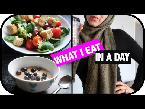 What I Eat In A Day   Quick Go-To Meals   Amina Chebbi