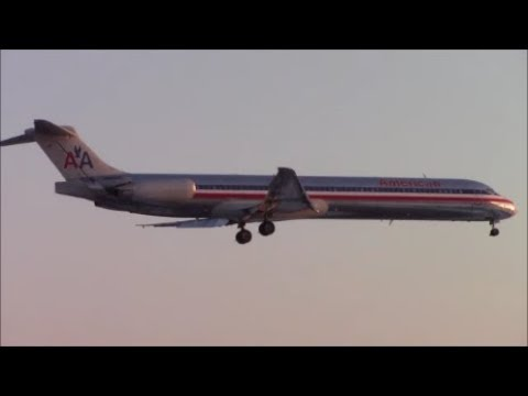 American Airliners at Toronto Pearson Airport - Dedicated to 99carnot