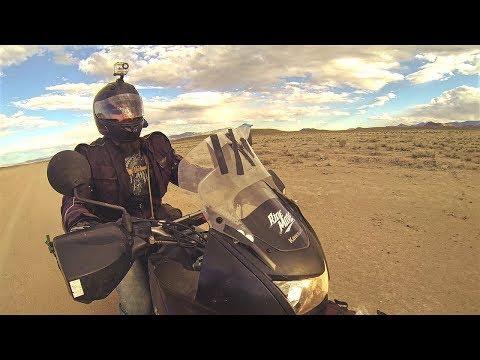 DUAL SPORT RIDING IN THE DESERT  | Trans-America Trail [ Episode 10 ]