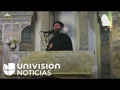 Líder del Estado Islámico habría dejado Mosul en manos de comandos operativos para esconderse