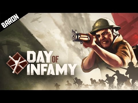 The BRITISH Are COMING!  (Day of Infamy STG 44 Gameplay) |