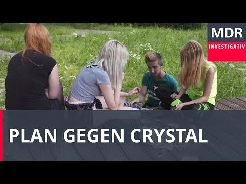 Der Kampf gegen die Droge Crystal | Exakt | MDR
