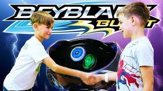 БейБлэйд Встреча и Битва с Каналом Z Shket BeyBlade Burst Battle