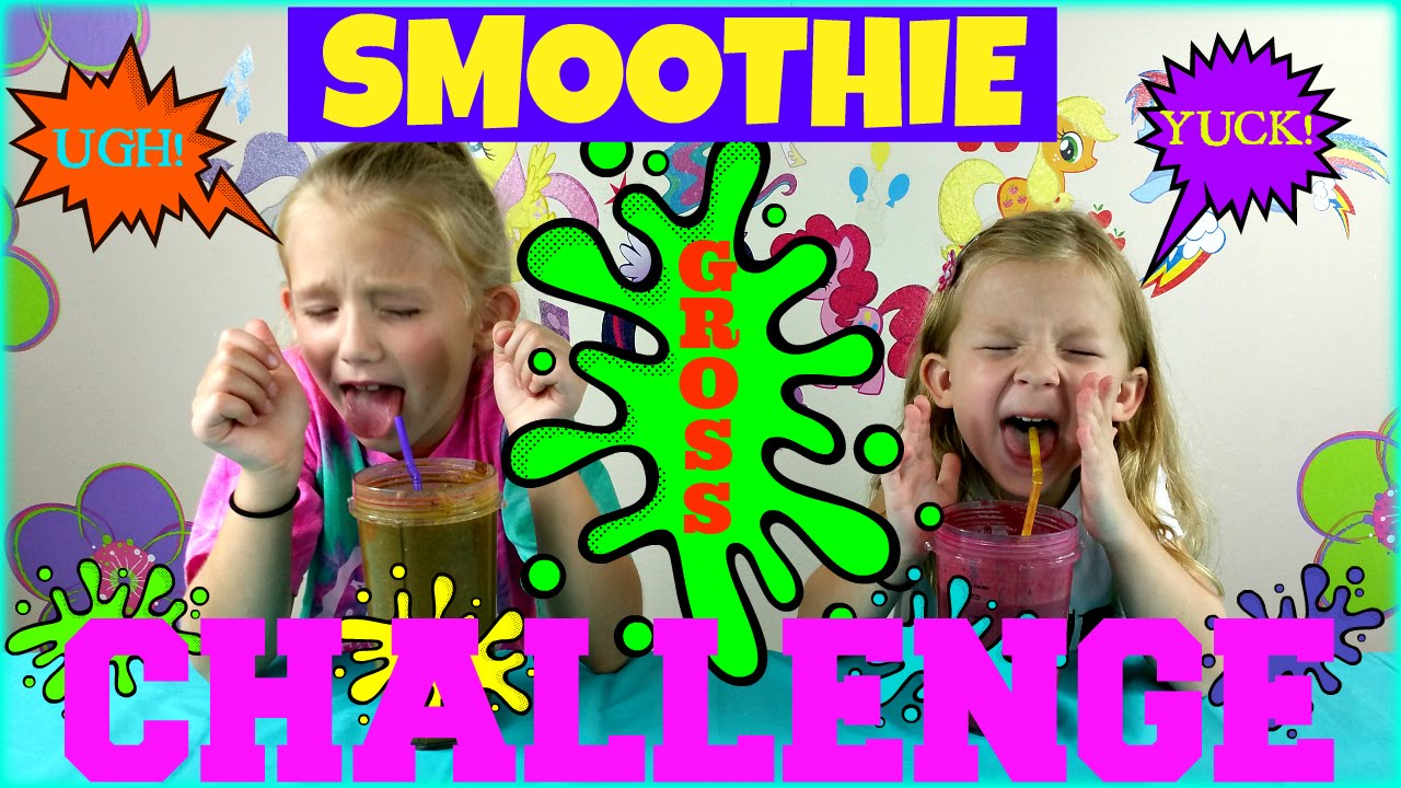 Smoothie challenge magic box toys collector youtube ccuart