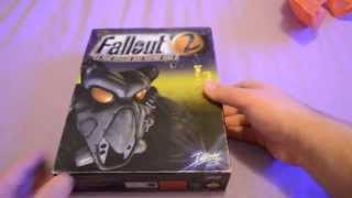 Fallout 2 (PC Big Box Edition) - Unboxing