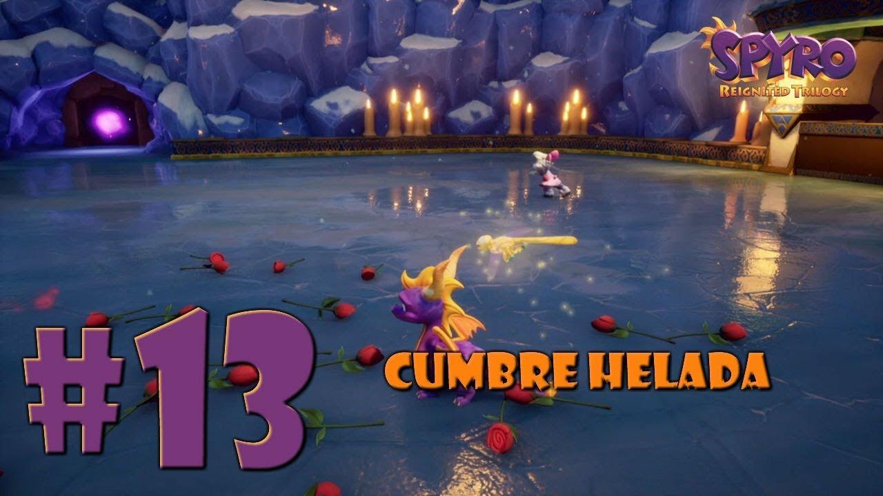 Guia Spyro 3 Reignited Trilogy 100 Cumbre Helada By Romanff