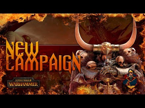 New Total War Warhammer Campaign - Info, Name A Hero, Etc.
