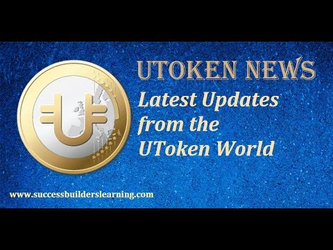 UToken News Payment Gateway Mar 29 2015