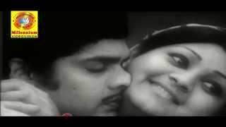 Malayalam Evergreen Film Song | Panineeru Peyunnu | PATHINALAM RAVU | P Jayachandran