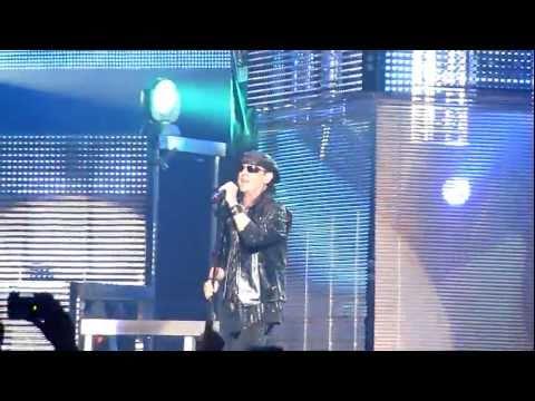 Scorpions Bratislava 04.06.2011 - Make It Real