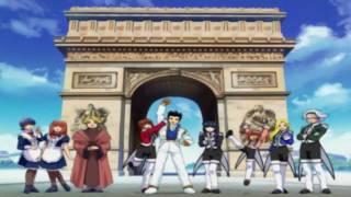 【HD】サクラ大戦3 主題歌『御旗のもとに』 thumbnail