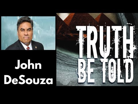 FBI Files of The Truth Behind Extraterrestrials Existence with Former FBI Special Agent John DeSouza