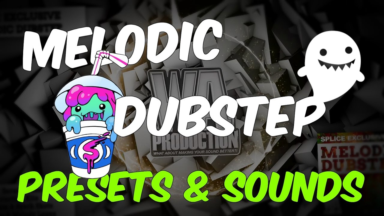 MELODIC DUBSTEP - Virtual Riot / Slushii Style Serum Presets, Drums & Sounds