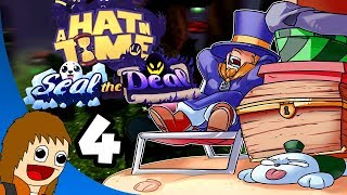 A Hat In Time: Seal The Deal | History In A Time Rift - Part 4