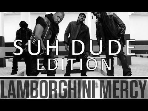Kanye West - Mercy (Explicit) Suh dude...