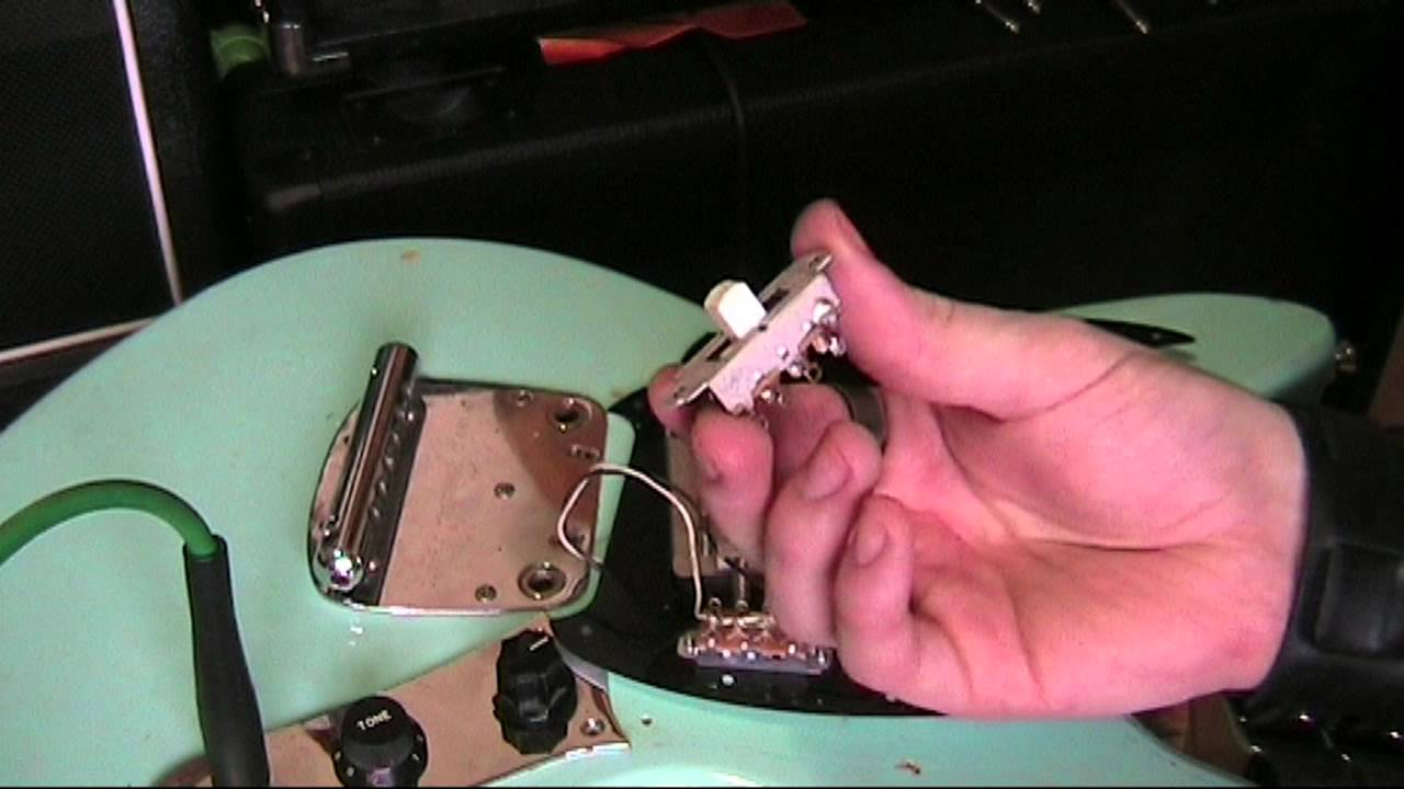 jag stang part 2 troubleshooting wiring faults youtube fender jaguar wiring schematic jag stang part 2 troubleshooting wiring faults