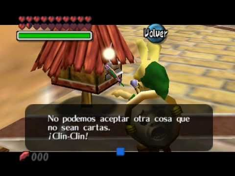 the legend of zelda- majora's mask-secretos y trucos