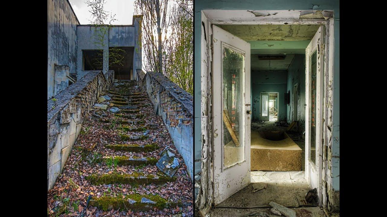 Abandoned Places: Chernobyl (Pripyat) - HauntedEarthTV