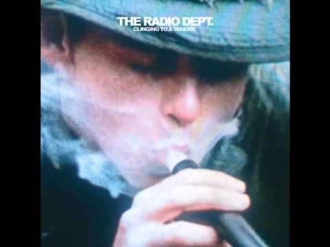The radio dept.- Clinging to a scheme (Full Album)