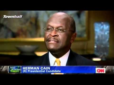 Cain: I'm Pro-Life But Governement Shouldn't Have An Interest In Life