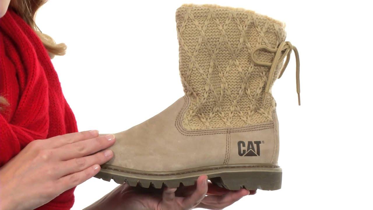Caterpillar Boots BRUISER SCRUNCH FUR Meilleur Endroit Prix Pas Cher Visiter Le Nouveau Pas Cher En Ligne bNkrrk