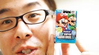 スーパーマリオチョコエッグ(フィギュア入り) / CHOCO EGG SUPER MARIO BROS.U
