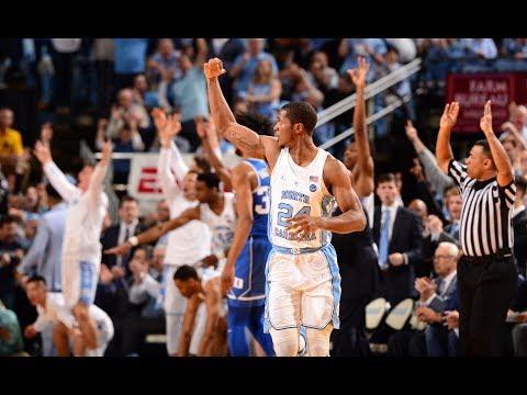 UNC Men's Basketball: Kenny Williams Catches Fire vs. Duke