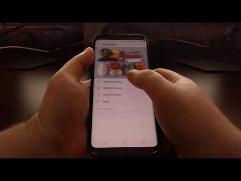 Galaxy S8 & S8+ | Change Color Balance