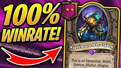 This CARD Will Give You 100% WINRATE! | Hearthstone Battlegrounds | HS Auto Battler