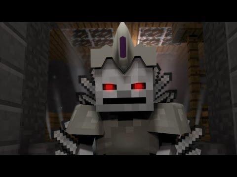 """Supernatural Mobs"" - Minecraft Parody: California Gurls (T-Shirt Speed Art)"