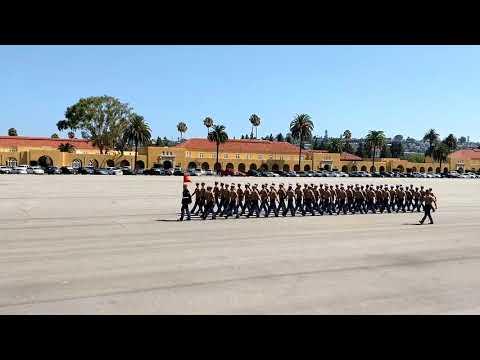 Kilo marine grads 08-18-2017 MCRD San Diego